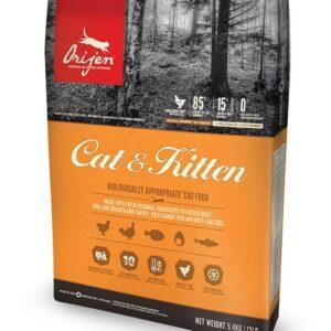 Orijen Cat & Kitten 5.4 kg.
