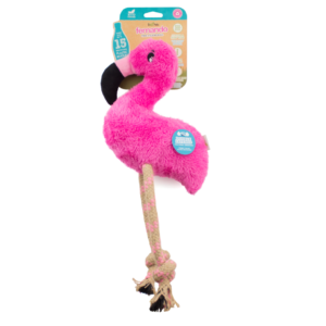 Beco Plush Toy - Fernando de Flamingo