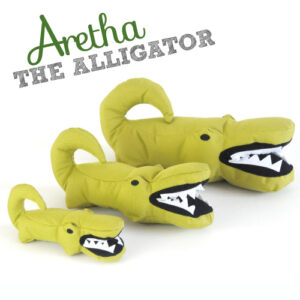 Beco Plush Toy - Aretha de Alligator