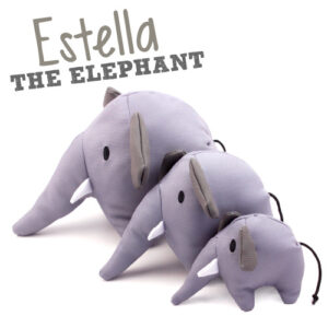 Beco Plush Toy - Estella de Elephant