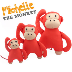 Beco Plush Toy - Michelle de Monkey