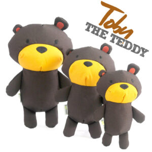 Beco Plush Toy - Toby de Teddy