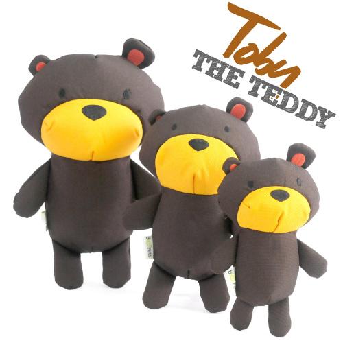 Beco Plush Toy - Toby de Teddy