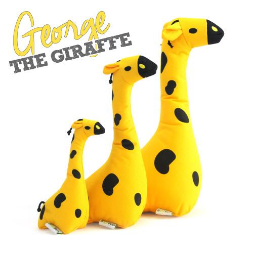 Beco Plush Toy George the Giraffe