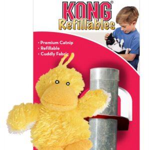 KONG KAT Catnip speeltje