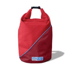 Kurgo - Kibble Carrier - Chili Red