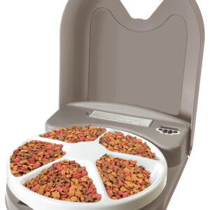 Petsafe Eatwell 5 Meal Pet Feeder