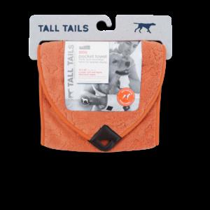 Greenfields Pocket Towel - Handdoek voor Honden