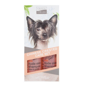 Greenfields Chinese Crested Care Set 2x250ml
