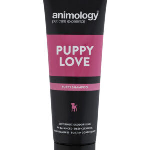 Animology Puppy Love Shampoo 4x250ml