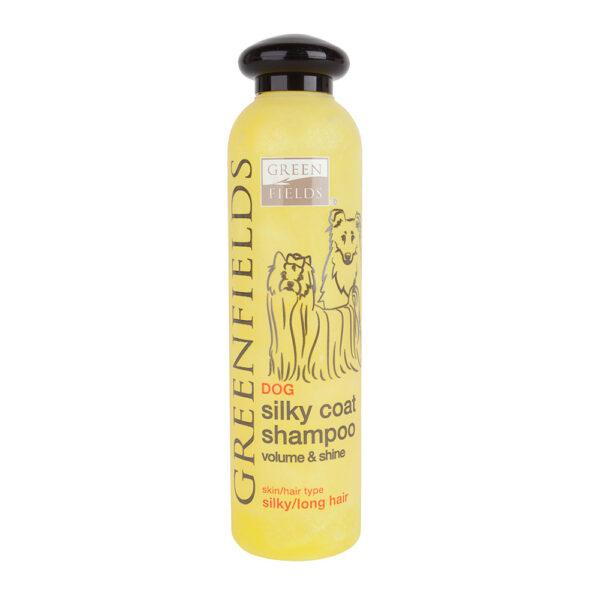 Greenfields Hondenshampoo Silky Coat 250 ml