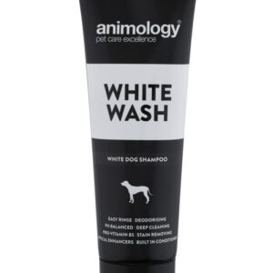 Animology White Wash Shampoo 4x250ml