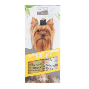 Greenfields Yorkshire Terrier Care Set 2x250ml