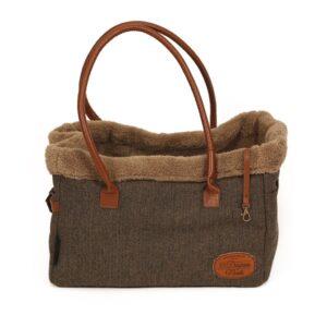 51DN - Herringbone - Travelbag