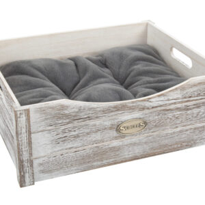 Scruffs Rustic Wooden Bed