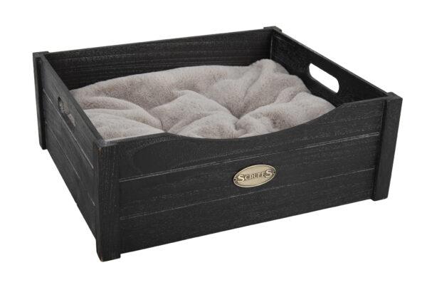 Scruffs Rustic Wooden Bed