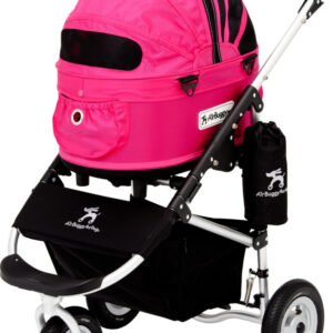 Airbuggy hondenbuggy Dome2 met rem