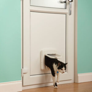 Staywell Deluxe Infra-red Cat Flap
