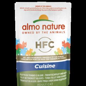 Almo Nature Kat HFC Natvoer - Cuisine - 24 x 55g
