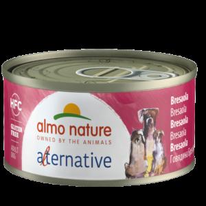 Almo Nature Hond Alternative Natvoer - 24 x 70g
