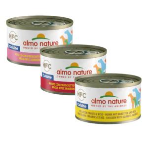 Almo Nature Hond HFC Natvoer - Cuisine - Blik - 24 x 95g