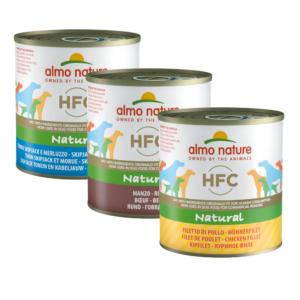 Almo Nature Hond HFC Natvoer - Natural - Blik -12 x 280-290g