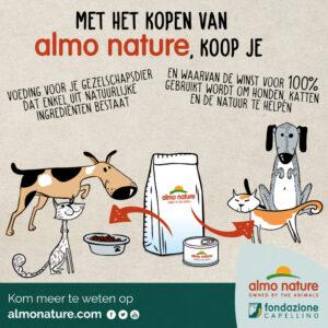 Almo Nature Hond HFC Natvoer - Puppy - Blik - 24 x 95g