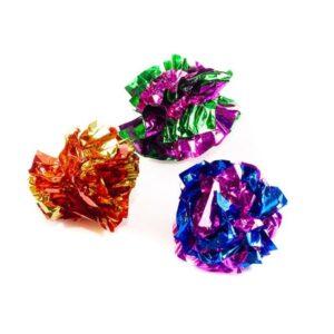 Knisperballetjes Gekleurd 3 stuks