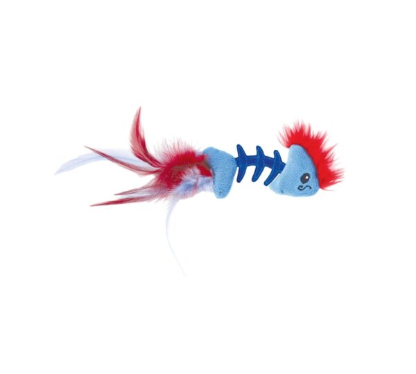 petstages feather fish