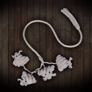 Rufi Drapaki Lijn met muizen