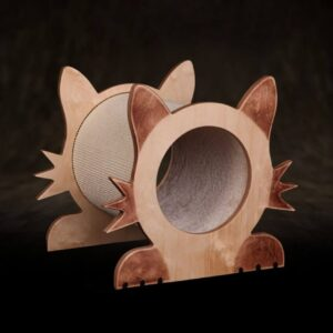 Rufi Drapaki Krabmeubel CAT Klein