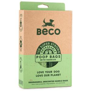 Beco Poop Bags Handles (120)