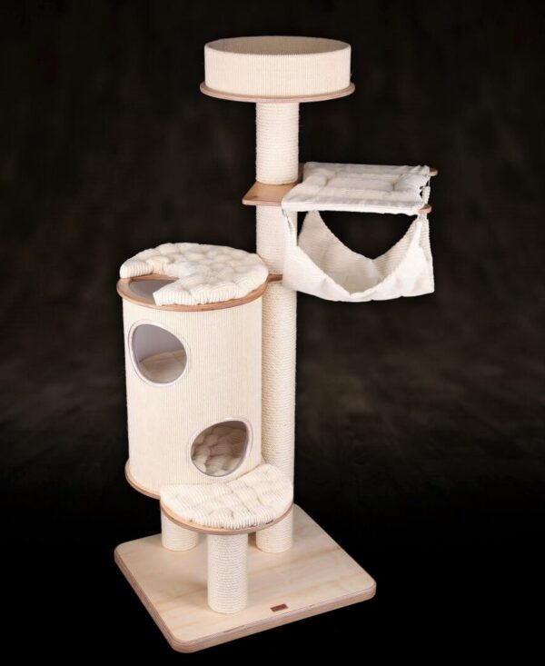 cat tree for cats ex 4 1a