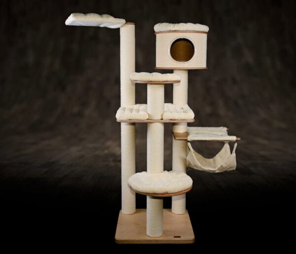cat tree for cats ex 8