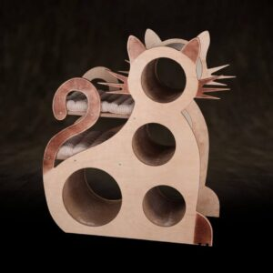 Rufi Drapaki Krabmeubel CAT Groot