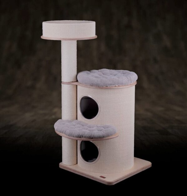 cat tree for cats tube tp 1/2