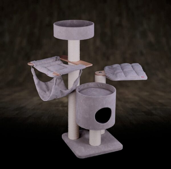 cat tree for cats h 2a