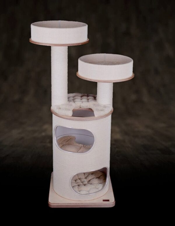 cat tree for cats tube tdr 2