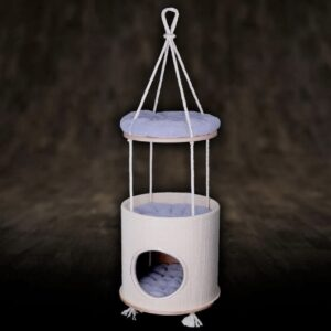 Rufi Drapaki Luxe Cat Swing