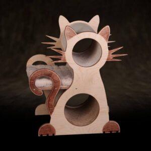 Rufi Drapaki Krabmeubel CAT Middel