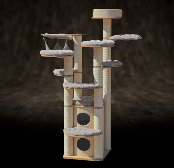 cat tree for cats tube tp 9/2