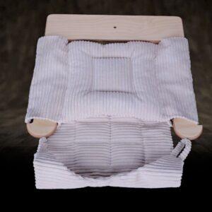 Rufi Drapaki Dubbele Hangmat Groot voor Paal ø 14cm