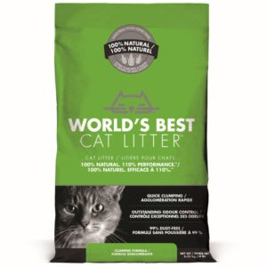 World's Best Cat Litter - Original Green
