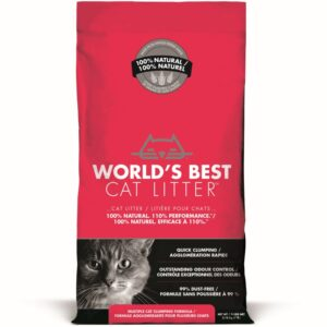 World's Best Cat Litter - Extra Strenght Red