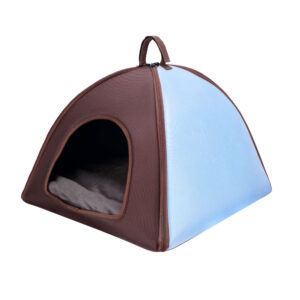EFA Little Dome XL - Blue & Brown