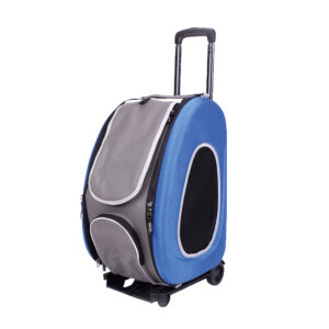 4 in 1 Carrier/Trolly - Royal Blue