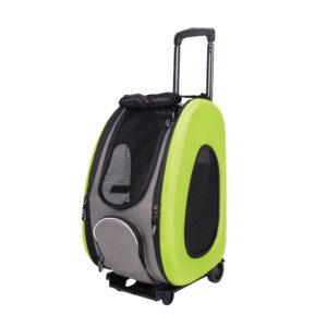 4 in 1 Carrier/Trolly - Apple Green