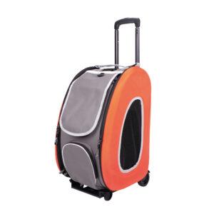 4 in 1 Carrier/Trolly - Tangerine