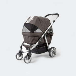 InnoPet Buggy Retro - Brown/Pink