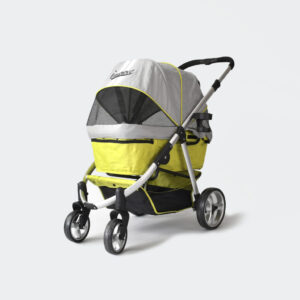 InnoPet Buggy Retro - Lime/Grey